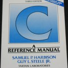 C: A Reference Manual Thrid Edition by Samuel P. Harbison & Gut L. Steele Jr.