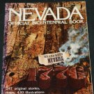 Nevada Official Centenial Book Stanley W. Paher