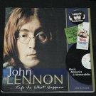 John Lennon Life Is What Happens 2010 book