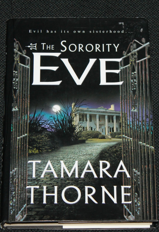 The Sorority Eve by Tamara Thorne horror paperback