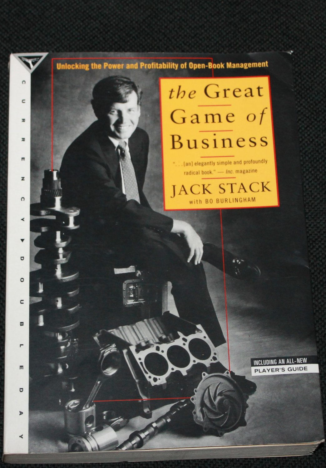 The Great Game of Business Jack Stack