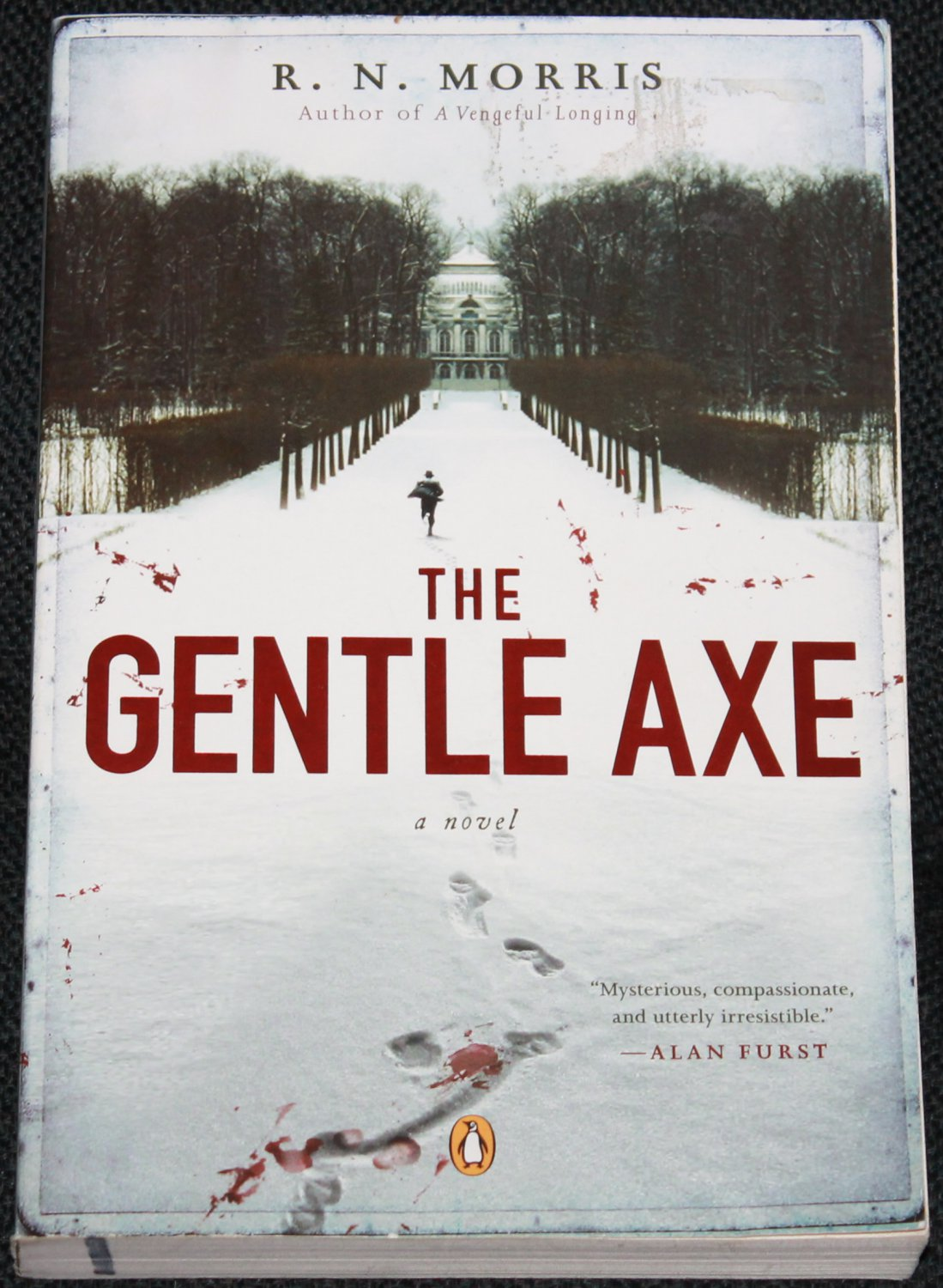 The Gentle Axe R.N. Morris