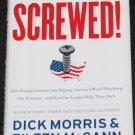 Screwed! Dick Morris & Eileen McGann