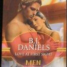Love At First Sight B.J. Daniels