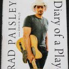 Brad Paisley Diary of a Player