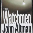 The Watchmen by John Altman, thriller suspense book novel