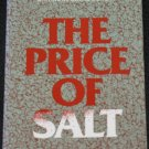 The Price of Salt - lesbian love story by Patricia Highsmith