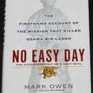 No Easy Day by Marc Owen