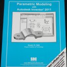 Parametric Modeling ch Autokinventor 2011 - computer book