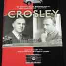 Crosley by Rusty McClure hardcover