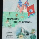Tennessee Belles-Letters