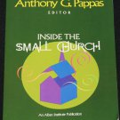 Inside the Small Cuurch by Anthony G. Pappas
