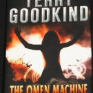 The Omen Machine horror book Terry Goodkind