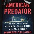 American Predator true crime book