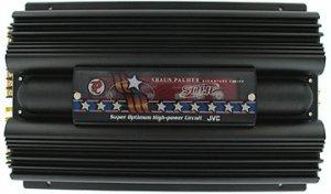 JVC 520W 4-Channel Brigeable Amplifier