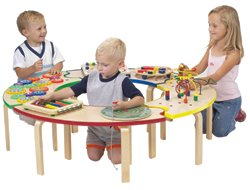 Circle of Fun activity center f/ doctor office school waiting room home