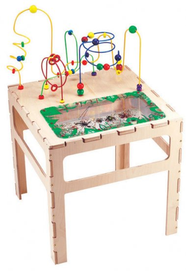 Anatex Rollercoaster Bug Table entertain children of all ages