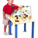 Traffic Jam Rollercoaster Table police car, fire engine, mail truck, bus ambulance travel