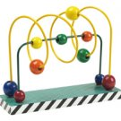 A contemporary look for a traditional toy  CPS Mini Curves N' Waves challenges and develops visual