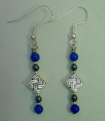CELTIC~ROYAL BLUE MOUNTAIN JADE