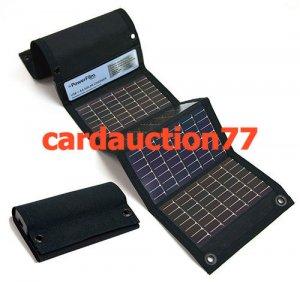PowerFilm USB + AA Solar Panel Charger USB+AA PDA