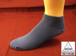 Mens Low Cut Ankle Sock Blue Color Sport Gym Casual