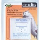 ANDIS NEW IMPROVED T-OUTLINER BLADE #04521
