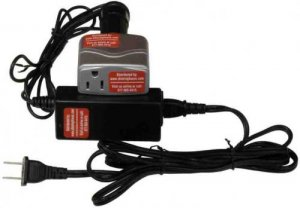 Electric Shaver Trimmer Voltage & Frequency Converter