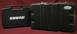 Portable Recording Studio Tascam Shure Expressor