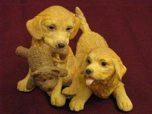 2003 Lenox Yellow Labrador Retriever Breed Puppies