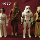 Star War Figure Lot 1977 1978 1980 1981 1982 1983 1984