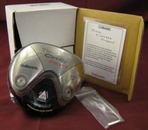 New GolfSmith T3 RH 10* Ti Driver Head