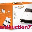 NeatDesk Desktop PC Scanner Filing System NIB latest v.