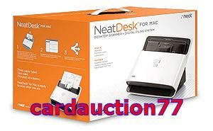 NeatDesk MAC 698 Desktop Scanner Digital Filing System