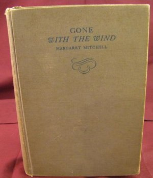 Gone With The Wind (July 1936)-Margaret Mitchell