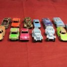 Vintage Tootsie Toy Cars Bundle