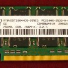 256MB 256 MB RAM Dell Inspiron 4100 8500 Series Memory