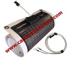 28 Watt Rollable PowerFilm Solar Panel Charger R-28