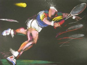 Match Point by Terry Rose; Mini Sports