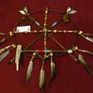 Native American Indian Medicine Wheel Dreamcatcher