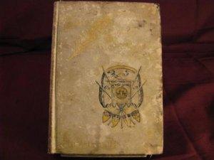 c1886 Antique Knights Templar Grand Encampment Book