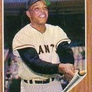 1962 Topps #300 Willie Mays Baseball Card
