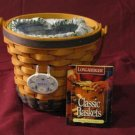 1999 Longaberger Basket Daisy Edition
