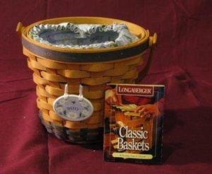 1999 Longaberger Basket Daisy Edition