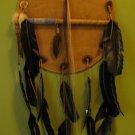 Native American Medicine Wheel Peace Pipe Dream Catcher