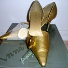 Gold Buckle Stiletto Shoe (11)