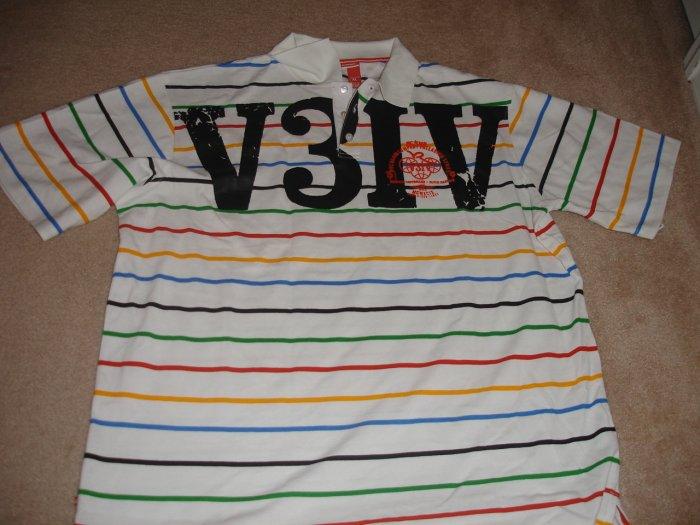 Rocawear Multi Stripe Shirt (2XL)