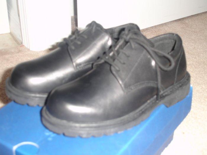 Black Casual Dress Shoe