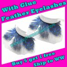 Feather Eyelashes SA-02