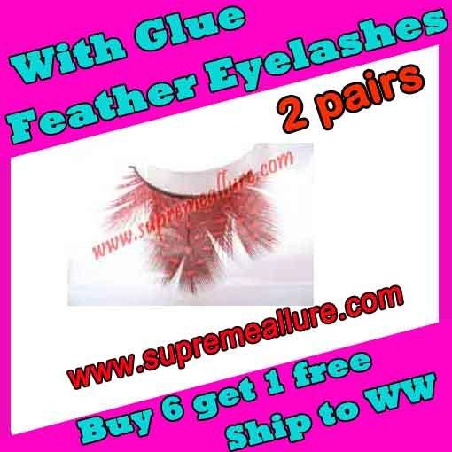 Feather Eyelashes SA-09